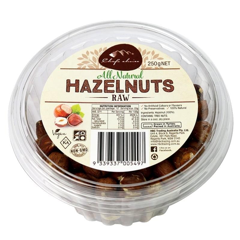 Hạt phỉ Hazelnut
