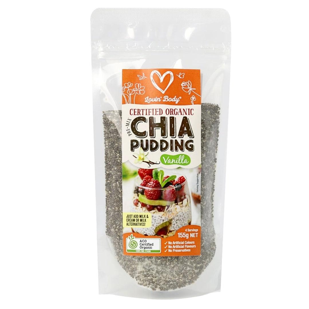 Bột Chia Vanilla Pudding