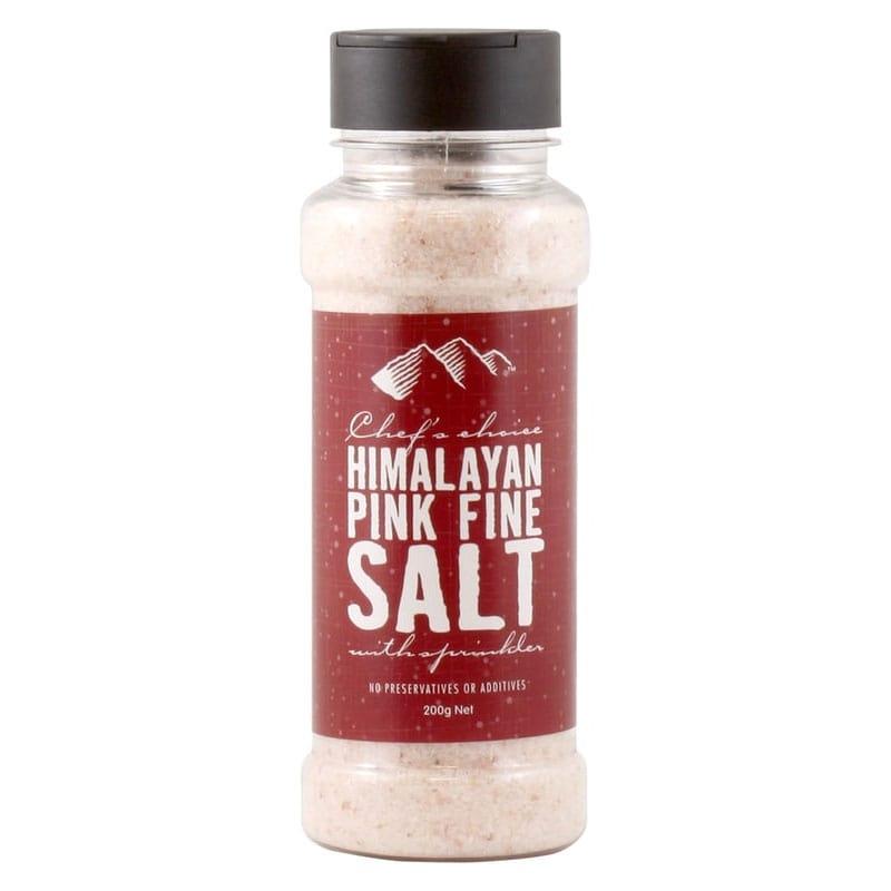Muối hồng hymalaya hạt mịn